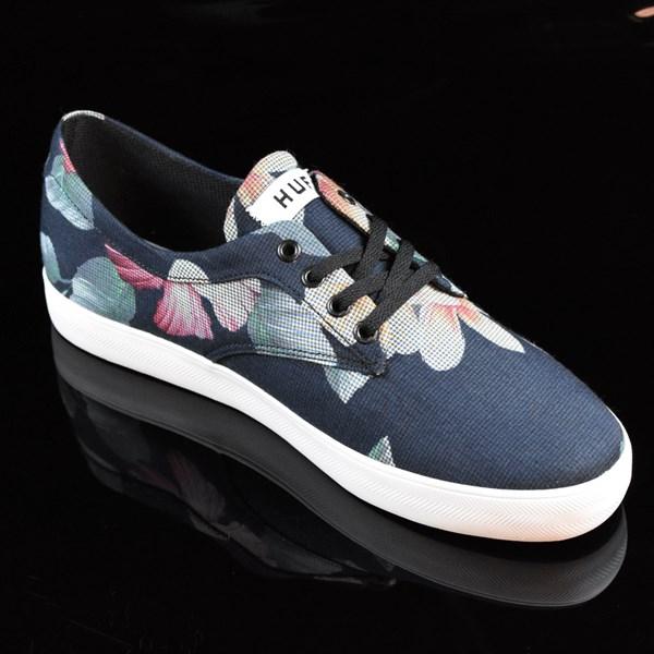 HUF Sutter Shoes Aloha Aina Floral Rotate 4:30