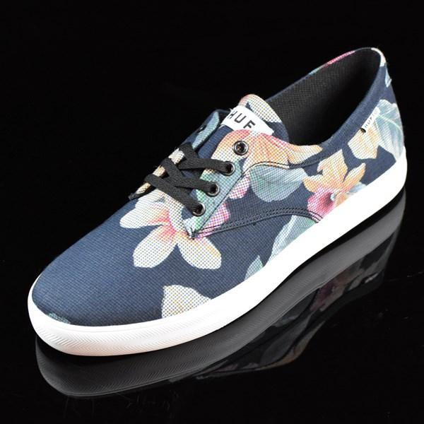 HUF Sutter Shoes Aloha Aina Floral Rotate 7:30