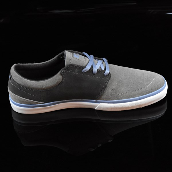 NB# Brighton Shoes Grey, Light Blue Rotate 3 O'Clock