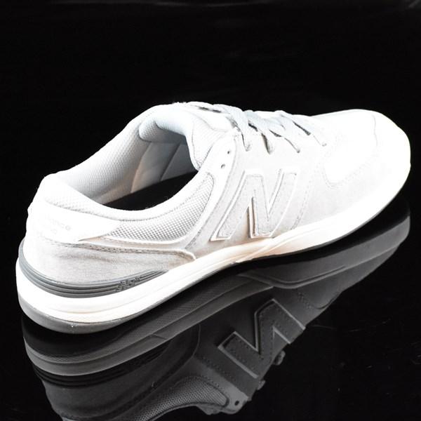 NB# Logan-S 636 Shoes Grey, White Rotate 1:30