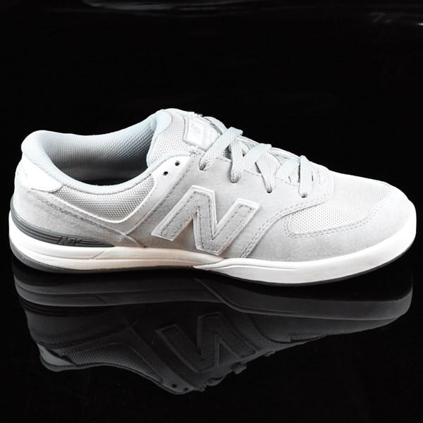 NB# Logan-S 636 Shoes Grey, White Rotate 3 O'Clock