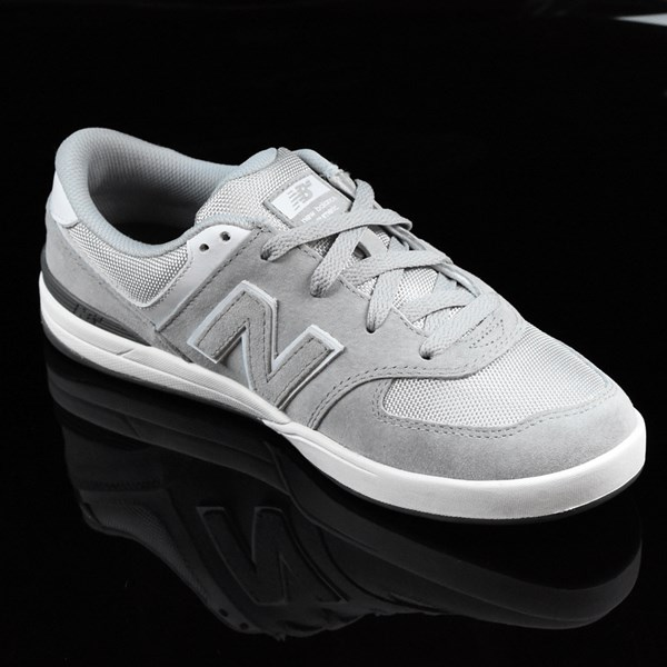 NB# Logan-S 636 Shoes Grey, White Rotate 4:30