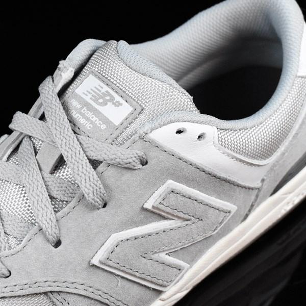NB# Logan-S 636 Shoes Grey, White Tongue