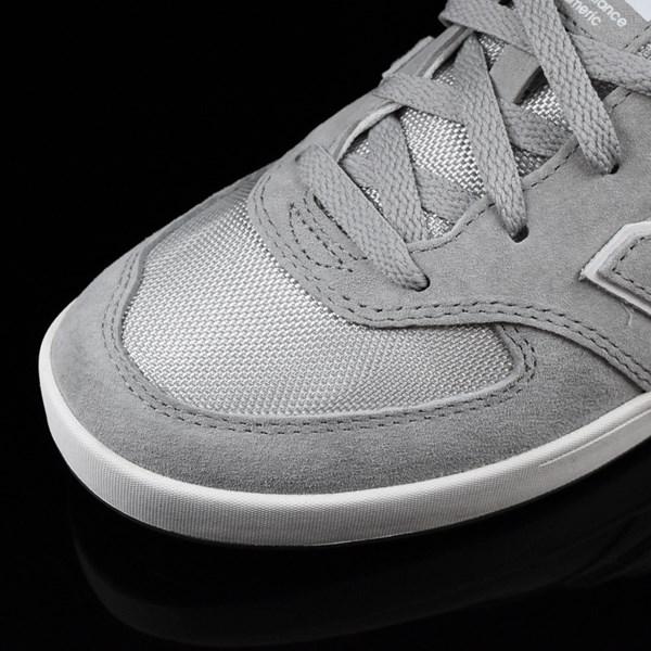 NB# Logan-S 636 Shoes Grey, White Closeup