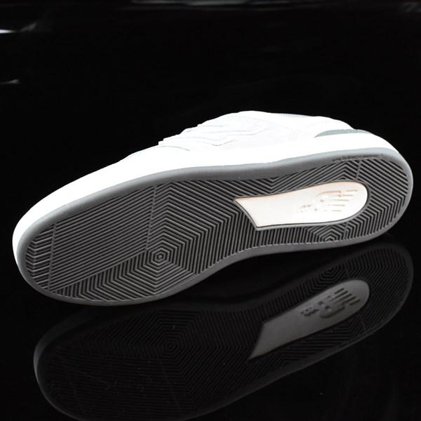 NB# Logan-S 636 Shoes Grey, White Sole