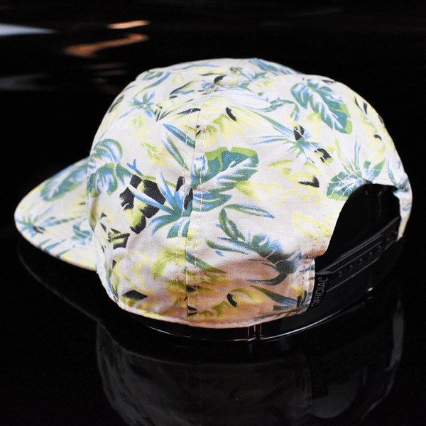 The Official Brand Jamie Thomas Endless Bummer Snap Back Hat Floral back