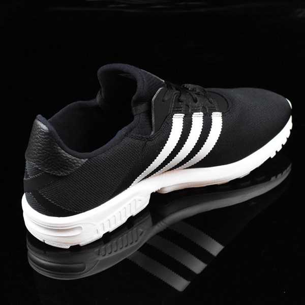 adidas ZX Gonz Shoes Black, White Rotate 1:30