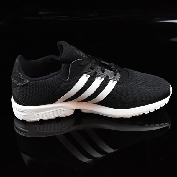 adidas ZX Gonz Shoes Black, White Rotate 3 O'Clock