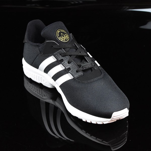 adidas ZX Gonz Shoes Black, White Rotate 4:30