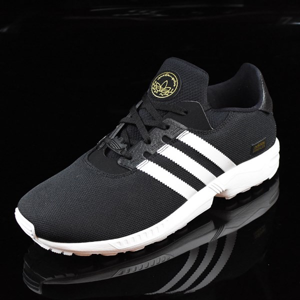 adidas ZX Gonz Shoes Black, White Rotate 7:30