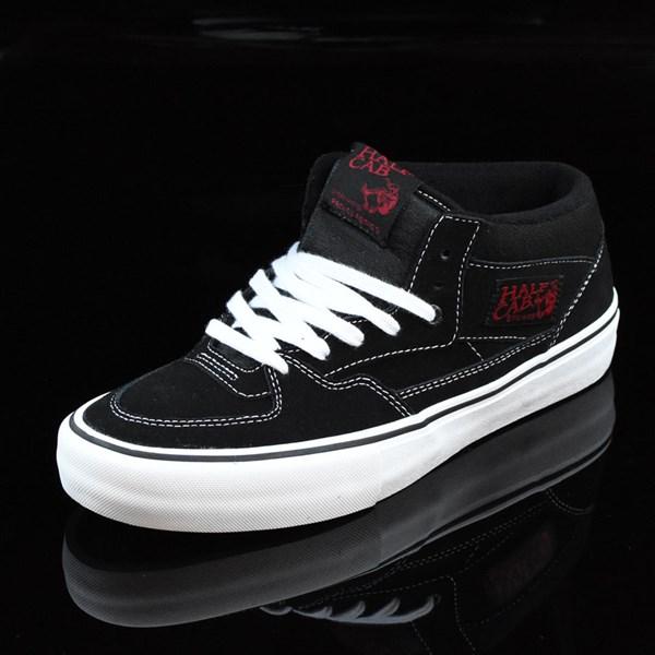 ... Vans Half Cab Pro Shoes Black da9434eb7