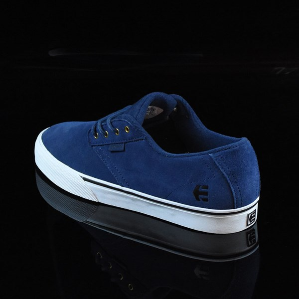 etnies Jameson Vulc Shoes Blue, White Rotate 7:30
