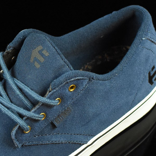 etnies Jameson Vulc Shoes Blue, White Tongue