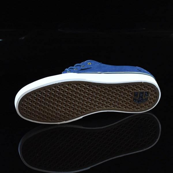 etnies Jameson Vulc Shoes Blue, White Sole