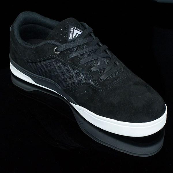 Emerica The Herman G6 Shoes Black, White Rotate 4:30
