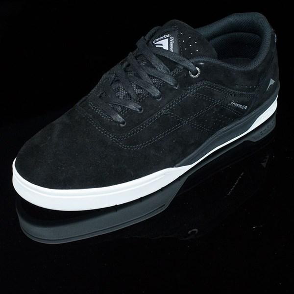 Emerica The Herman G6 Shoes Black, White Rotate 7:30