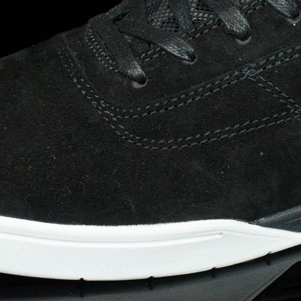 Emerica The Herman G6 Shoes Black, White Closeup