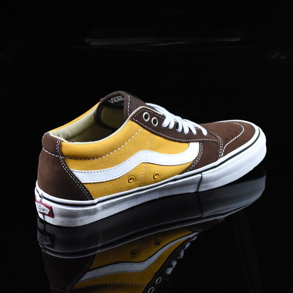 3c424556bfd3f9 ... O Clock Vans TNT SG Shoes Brown