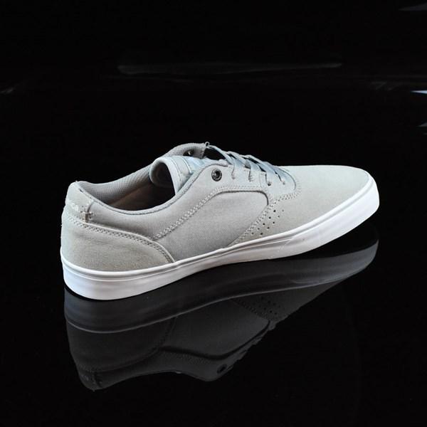 Emerica The Herman G6 Vulc Shoes Light Grey Rotate 1:30