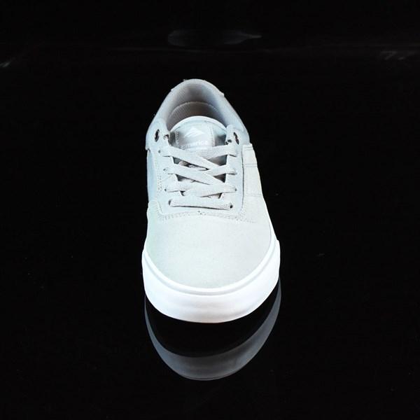 Emerica The Herman G6 Vulc Shoes Light Grey Rotate 6 O'Clock