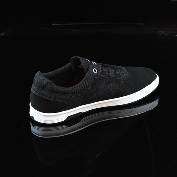 Emerica The Westgate CC Shoes Black, White Rotate 1:30