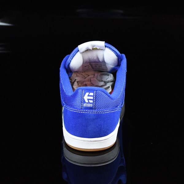 etnies Marana X Hook-Ups Shoes Royal Rotate 12 O'Clock