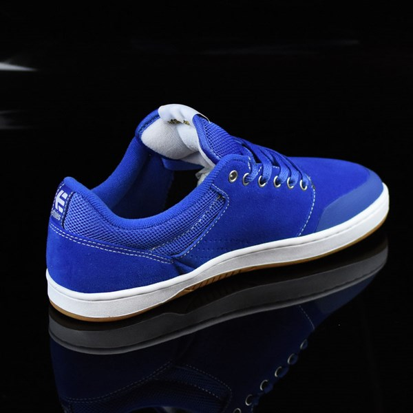 etnies Marana X Hook-Ups Shoes Royal Rotate 1:30