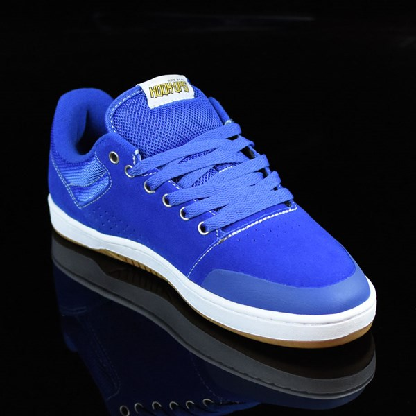 etnies Marana X Hook-Ups Shoes Royal Rotate 4:30