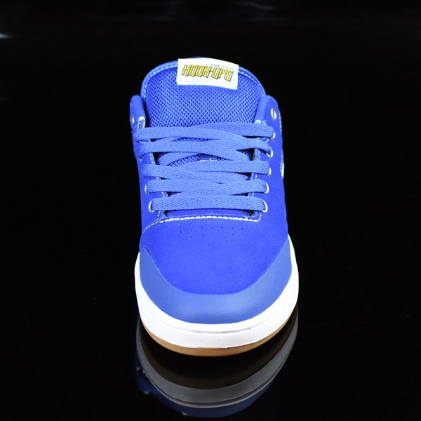 etnies Marana X Hook-Ups Shoes Royal Rotate 6 O'Clock