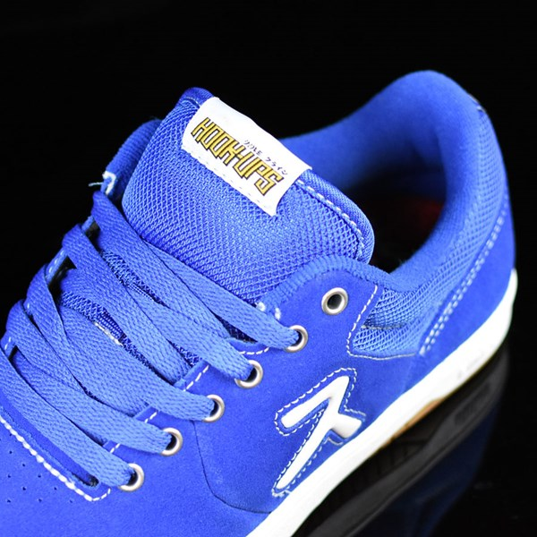 etnies Marana X Hook-Ups Shoes Royal Tongue