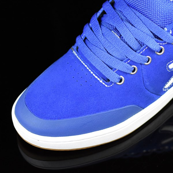 etnies Marana X Hook-Ups Shoes Royal Closeup