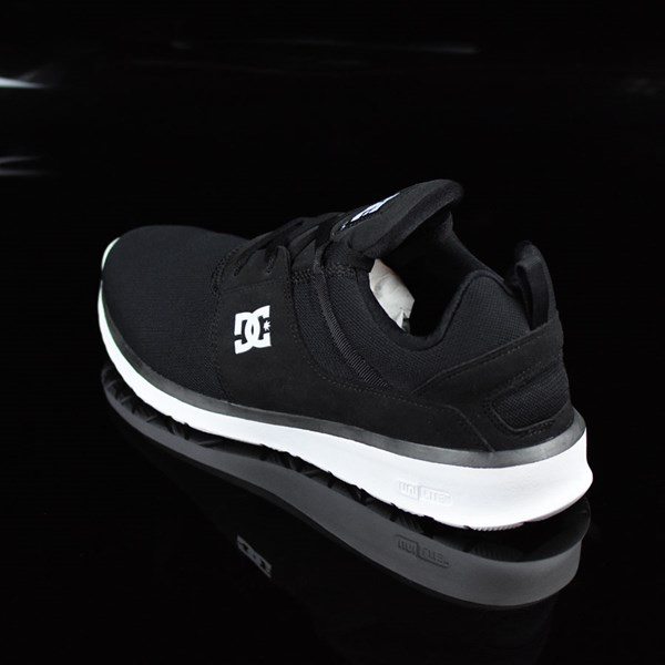 DC Shoes Heathrow Shoes Black, White Rotate 7:30