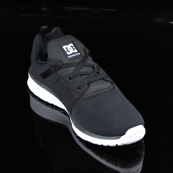 DC Shoes Heathrow Shoes Black, White Rotate 4:30