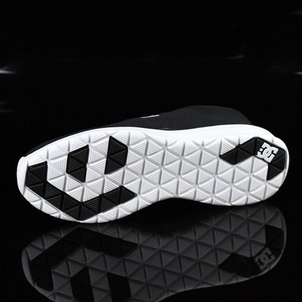 DC Shoes Heathrow Shoes Black, White Sole
