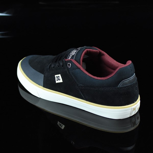 DC Shoes Wes Kremer S Shoes Black, Cream, SE Rotate 7:30