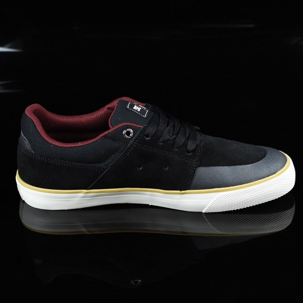 DC Shoes Wes Kremer S Shoes Black, Cream, SE Rotate 3 O'Clock