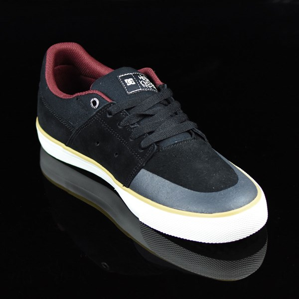 DC Shoes Wes Kremer S Shoes Black, Cream, SE Rotate 4:30
