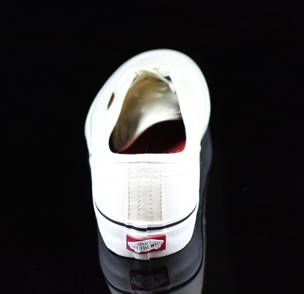 Vans Authentic Pro Shoes White, White Rotate 12 O'Clock