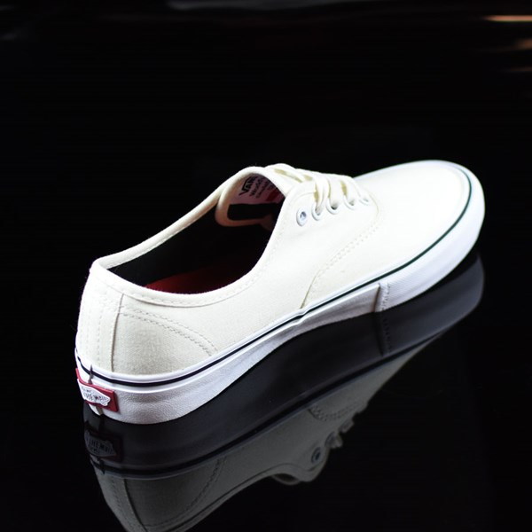 Vans Authentic Pro Shoes White, White Rotate 1:30
