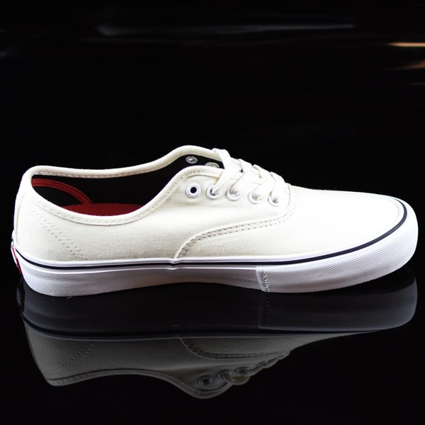Vans Authentic Pro Shoes White, White Rotate 3 O'Clock