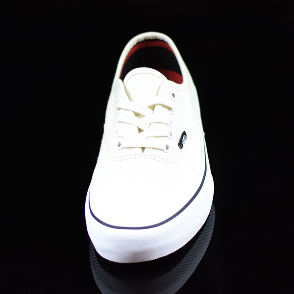 Vans Authentic Pro Shoes White, White Rotate 6 O'Clock