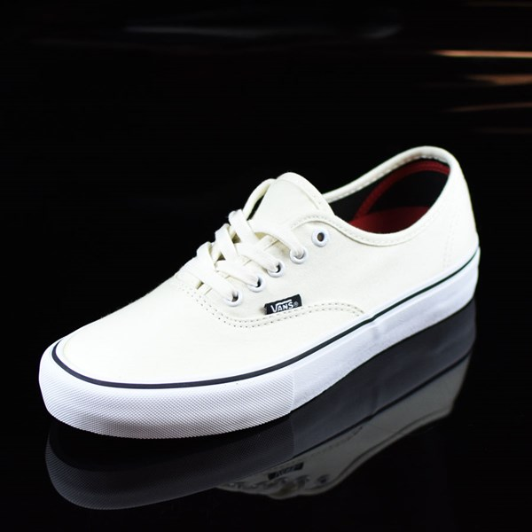 Vans Authentic Pro Shoes White, White Rotate 7:30