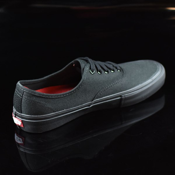 Vans Authentic Pro Shoes Black, Black Rotate 1:30