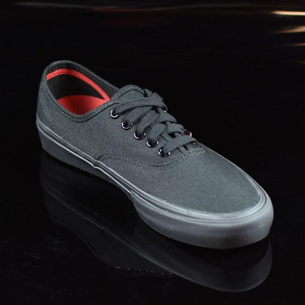 Vans Authentic Pro Shoes Black, Black Rotate 4:30