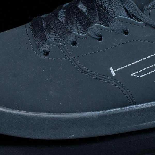 Emerica The Reynolds Low Shoes Black, Black Closeup
