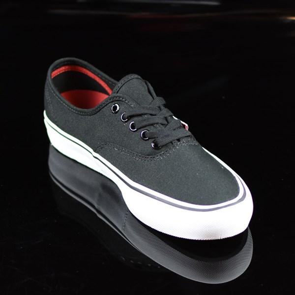 Vans Authentic Pro Shoes Black, White Rotate 4:30