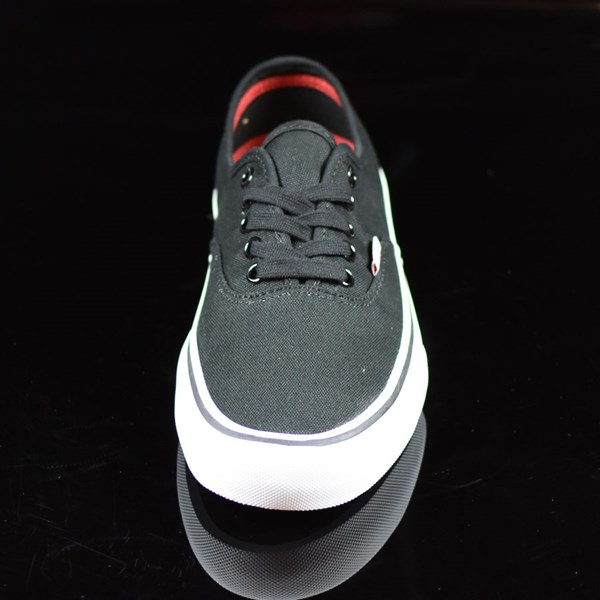 Vans Authentic Pro Shoes Black, White Rotate 6 O'Clock