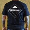 The Boardr #BoardrBoys T Shirt Black back