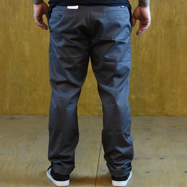 Dickies 67 Collection Dropped Taper Fit Pants Charcoal back