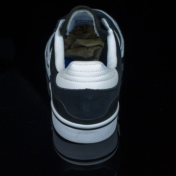 adidas Dennis Busenitz Vulc Shoes Black, Running White, Black Rotate 12 O'Clock